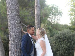 La boda de Naima y Alex 1