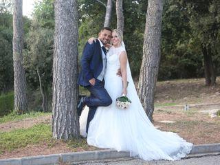 La boda de Naima y Alex