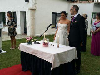 La boda de Beatriz y Ruben