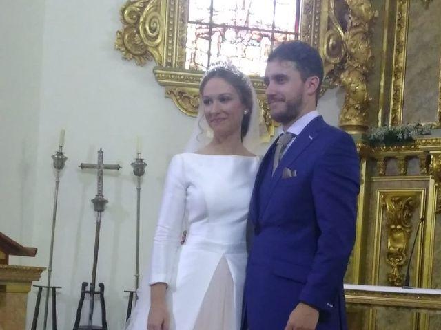 La boda de Inés   y Paco  en Campanario, Badajoz 1