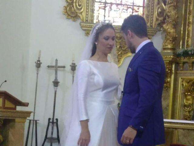La boda de Inés   y Paco  en Campanario, Badajoz 4