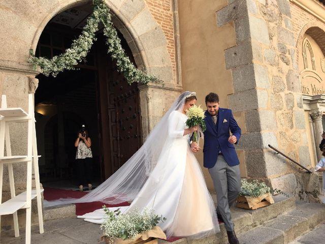La boda de Inés   y Paco  en Campanario, Badajoz 6