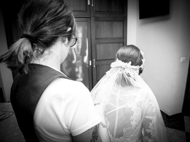 La boda de José Enrique y Zaira en Hinojosa Del Duque, Córdoba 10