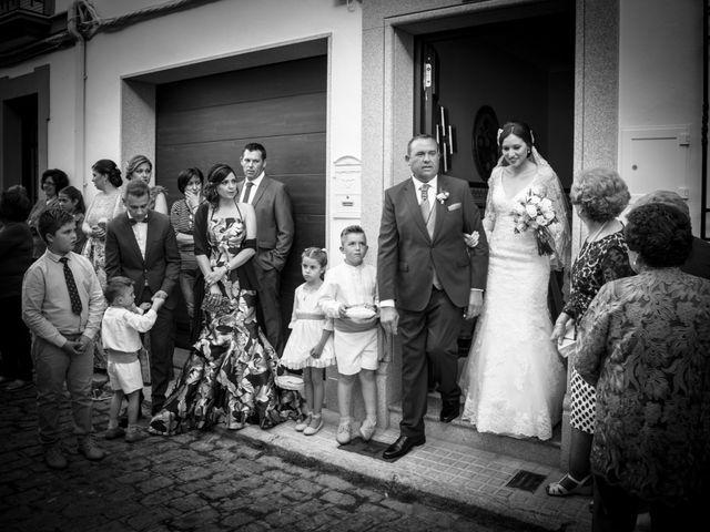 La boda de José Enrique y Zaira en Hinojosa Del Duque, Córdoba 11