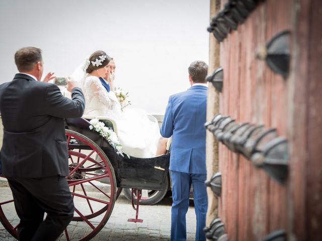 La boda de José Enrique y Zaira en Hinojosa Del Duque, Córdoba 13