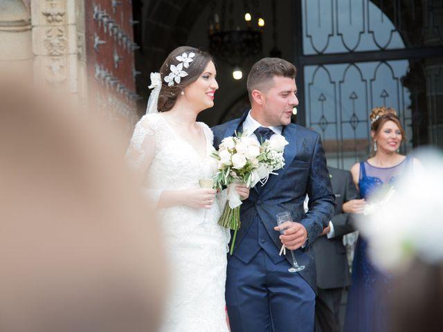 La boda de José Enrique y Zaira en Hinojosa Del Duque, Córdoba 15