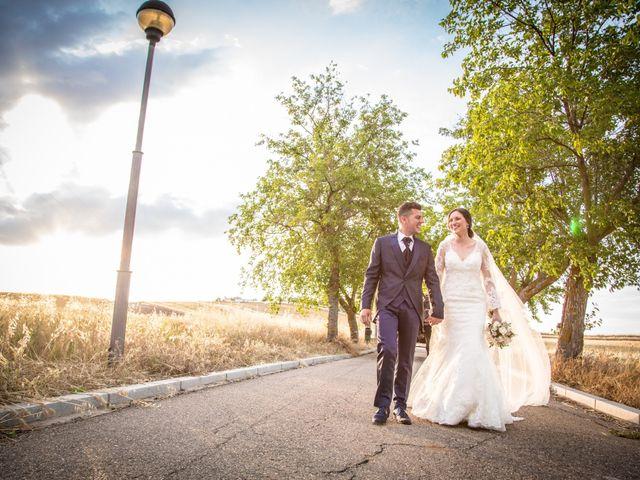 La boda de José Enrique y Zaira en Hinojosa Del Duque, Córdoba 17