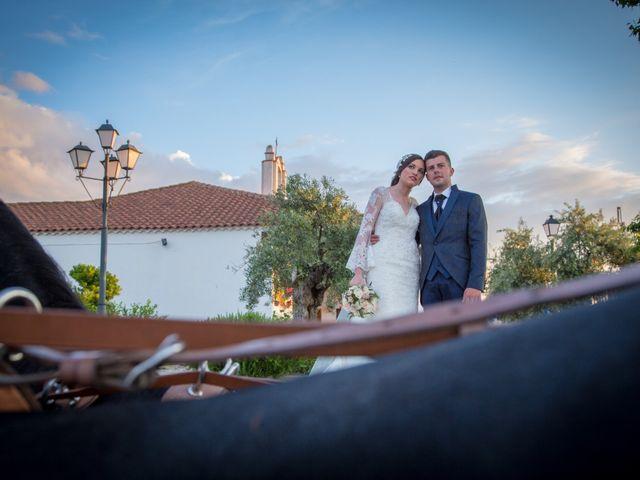 La boda de José Enrique y Zaira en Hinojosa Del Duque, Córdoba 19
