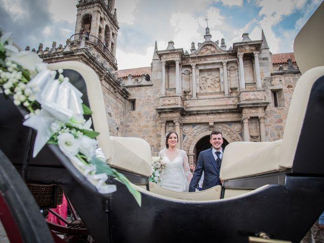 La boda de José Enrique y Zaira en Hinojosa Del Duque, Córdoba 29