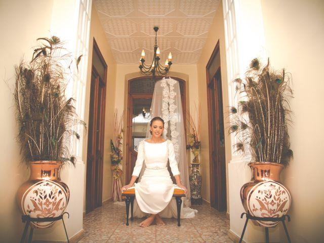 La boda de Javier y Patricia en Hinojosa Del Duque, Córdoba 9