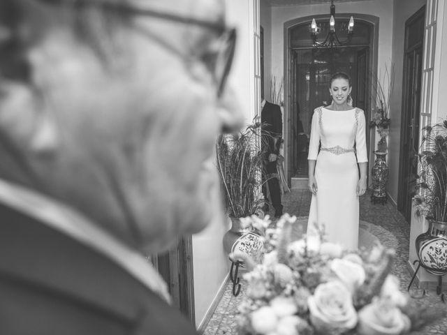 La boda de Javier y Patricia en Hinojosa Del Duque, Córdoba 12
