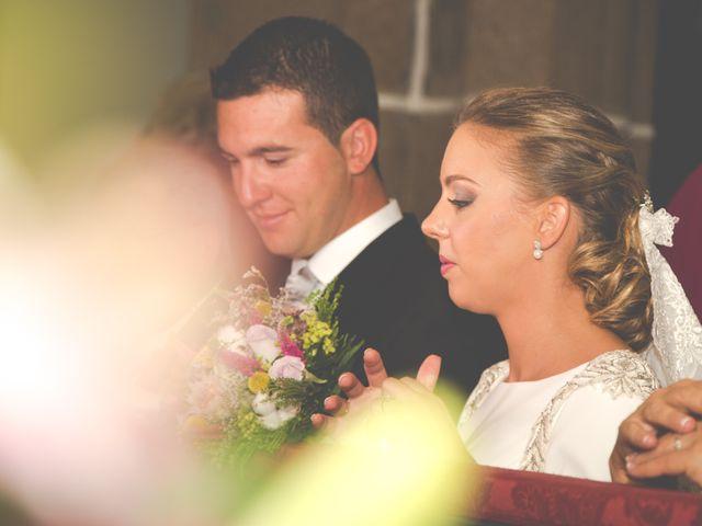 La boda de Javier y Patricia en Hinojosa Del Duque, Córdoba 14