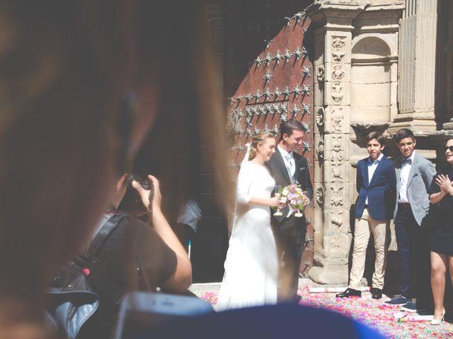 La boda de Javier y Patricia en Hinojosa Del Duque, Córdoba 15