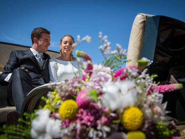 La boda de Javier y Patricia en Hinojosa Del Duque, Córdoba 17