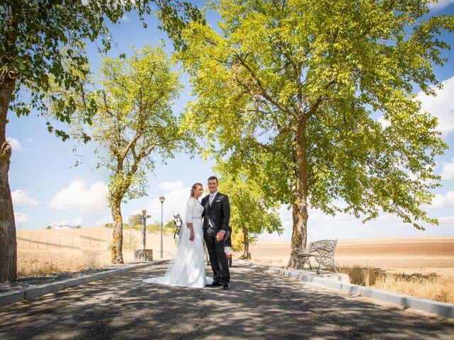 La boda de Javier y Patricia en Hinojosa Del Duque, Córdoba 18