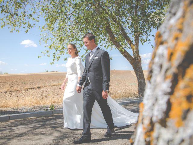 La boda de Javier y Patricia en Hinojosa Del Duque, Córdoba 19