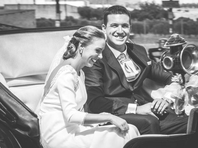 La boda de Javier y Patricia en Hinojosa Del Duque, Córdoba 20