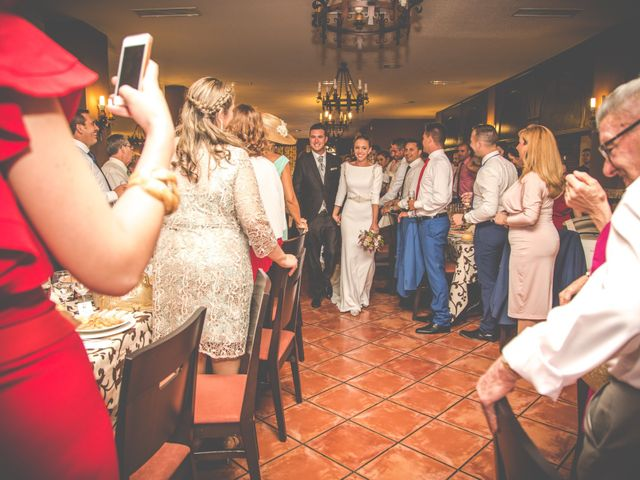 La boda de Javier y Patricia en Hinojosa Del Duque, Córdoba 21
