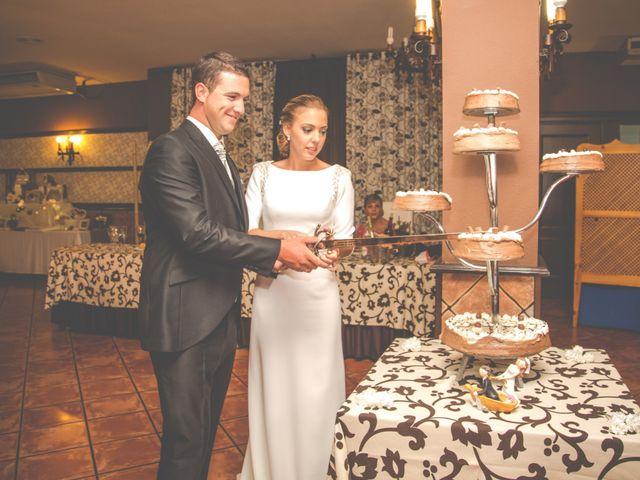 La boda de Javier y Patricia en Hinojosa Del Duque, Córdoba 27