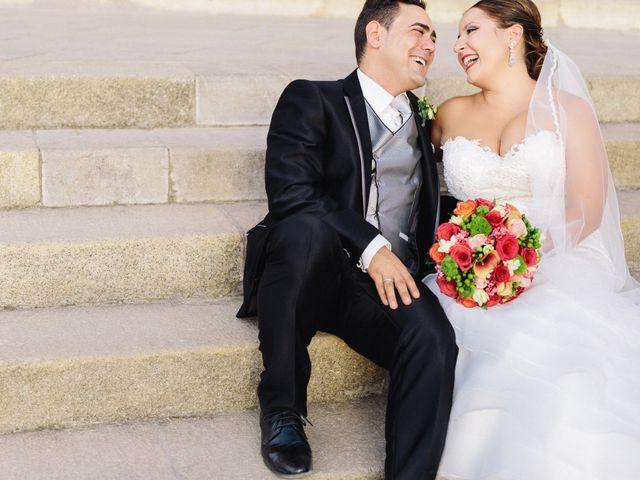 La boda de Ana Belén y Jose Miguel