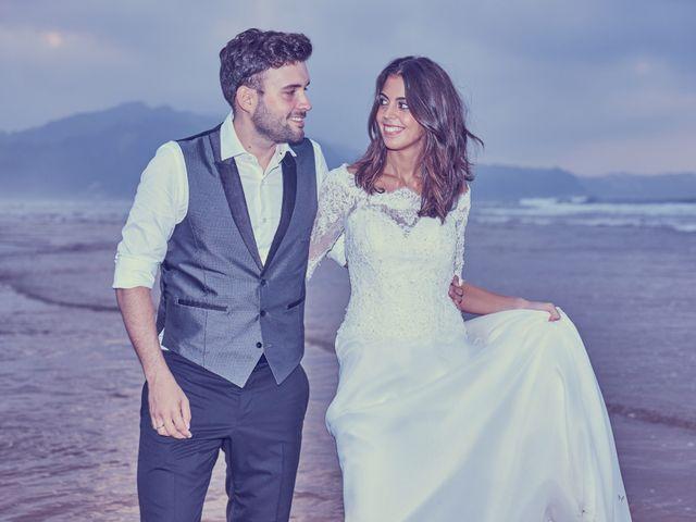 La boda de Jon y Ana en Pamplona, Navarra 28