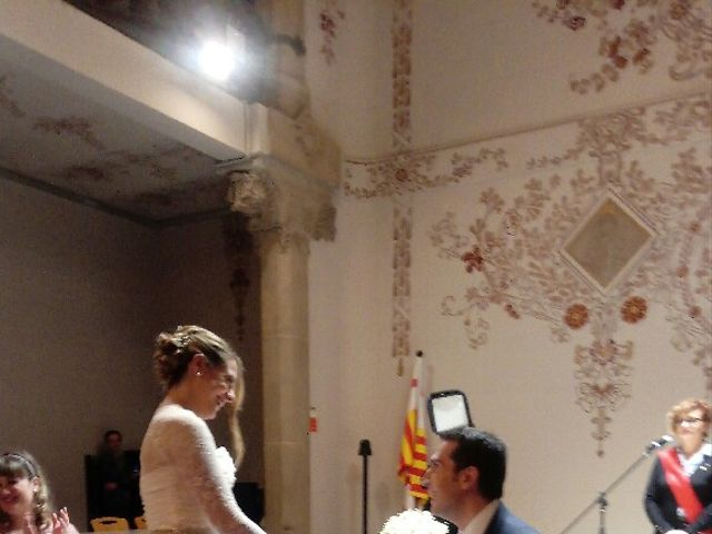 La boda de Javi y Laura  en Barcelona, Barcelona 3