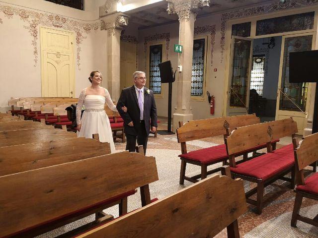 La boda de Javi y Laura  en Barcelona, Barcelona 5