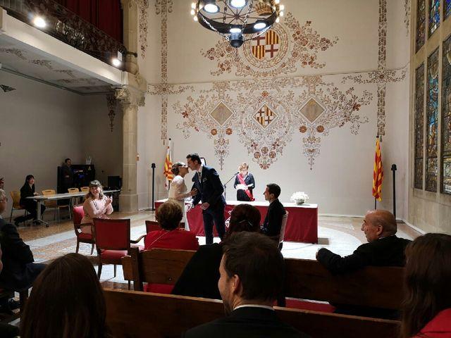 La boda de Javi y Laura  en Barcelona, Barcelona 6