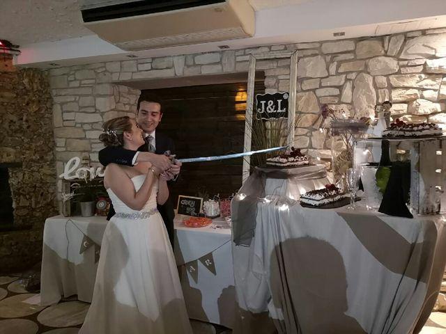 La boda de Javi y Laura  en Barcelona, Barcelona 14