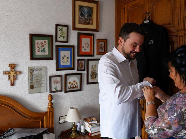 La boda de Pascual y Leticia en Almansa, Albacete 6