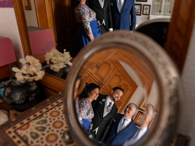 La boda de Pascual y Leticia en Almansa, Albacete 11
