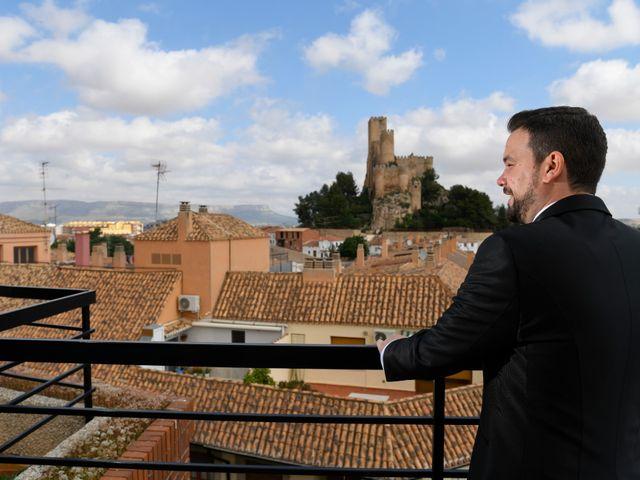 La boda de Pascual y Leticia en Almansa, Albacete 14