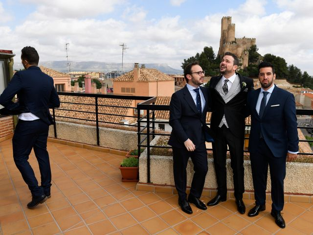 La boda de Pascual y Leticia en Almansa, Albacete 15