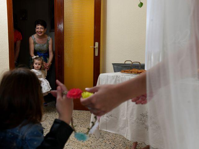 La boda de Pascual y Leticia en Almansa, Albacete 24