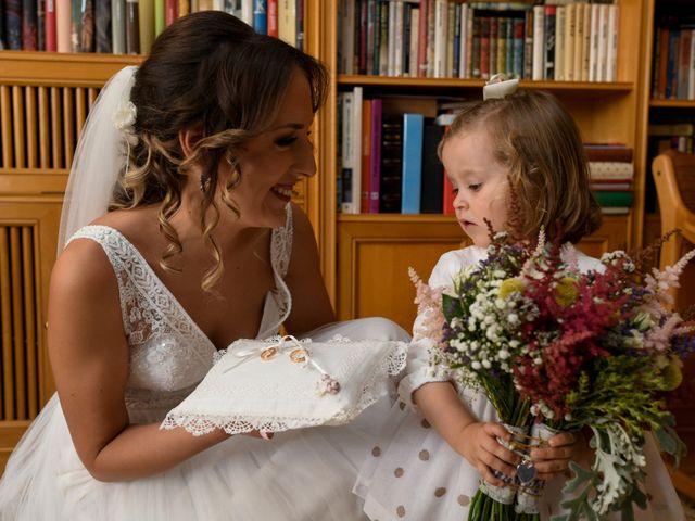 La boda de Pascual y Leticia en Almansa, Albacete 28