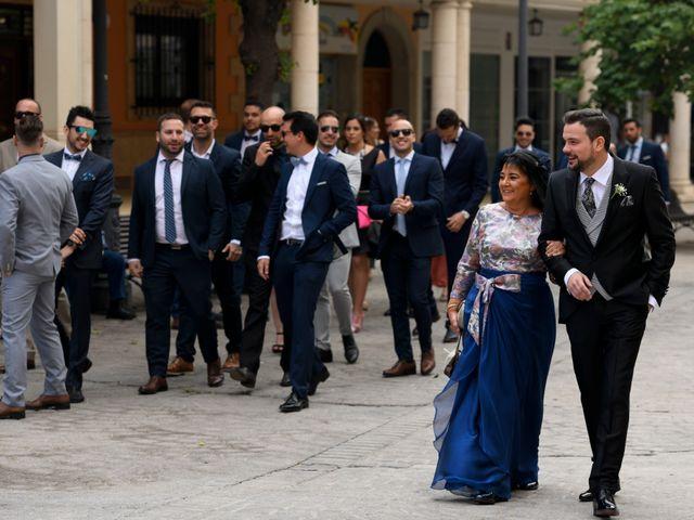 La boda de Pascual y Leticia en Almansa, Albacete 38