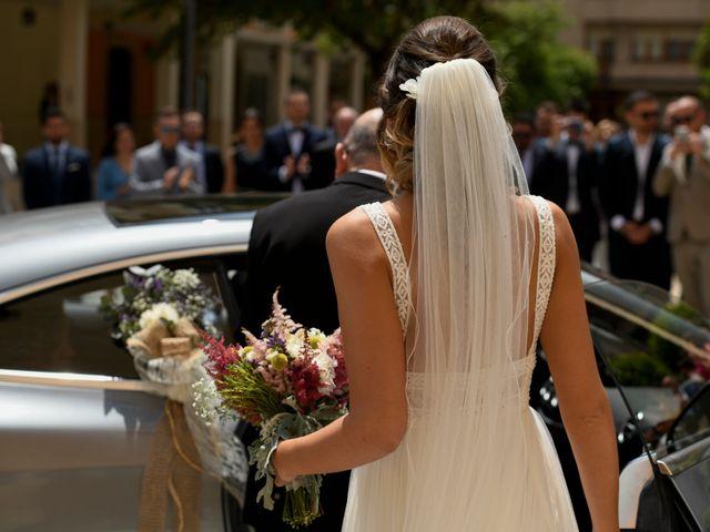 La boda de Pascual y Leticia en Almansa, Albacete 40