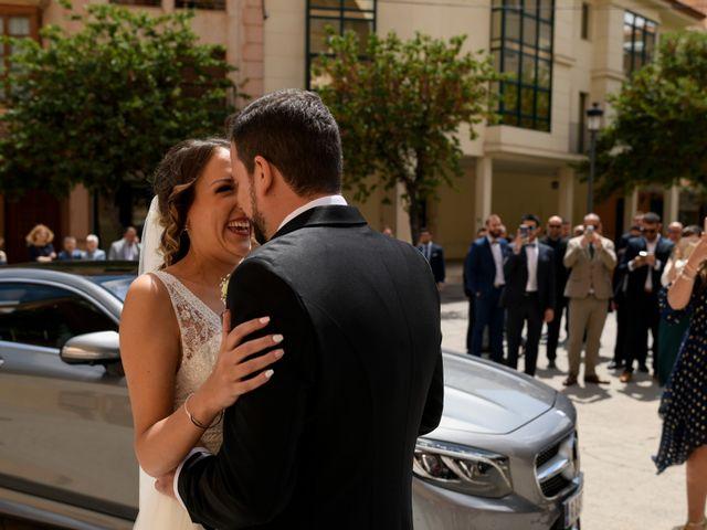 La boda de Pascual y Leticia en Almansa, Albacete 41