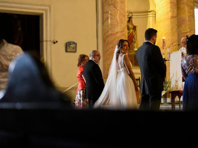 La boda de Pascual y Leticia en Almansa, Albacete 43