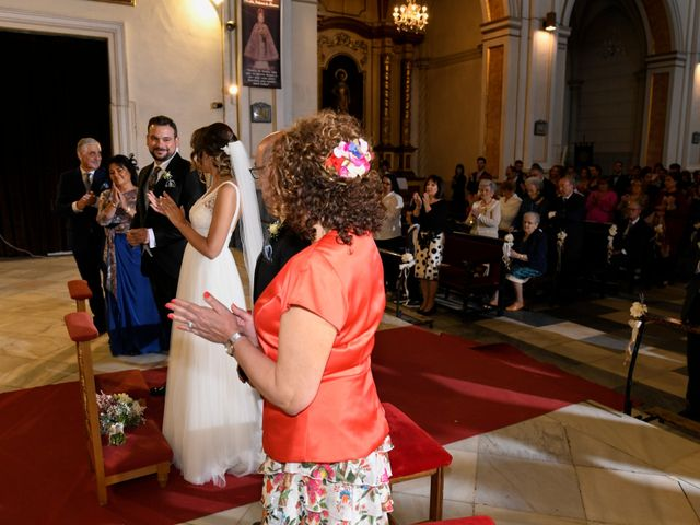 La boda de Pascual y Leticia en Almansa, Albacete 55