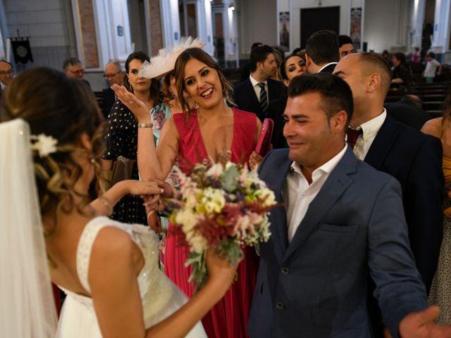 La boda de Pascual y Leticia en Almansa, Albacete 60