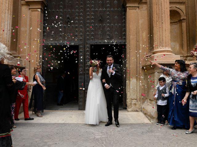 La boda de Pascual y Leticia en Almansa, Albacete 62