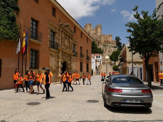 La boda de Pascual y Leticia en Almansa, Albacete 70