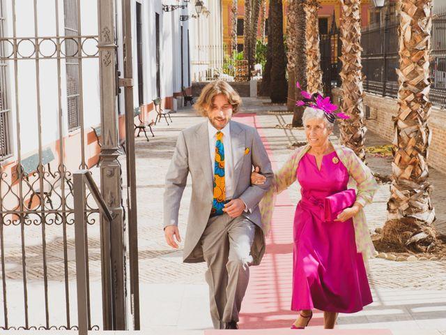 La boda de Pierre y Marie en Alcala De Guadaira, Sevilla 13