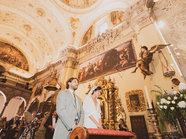 La boda de Pierre y Marie en Alcala De Guadaira, Sevilla 17