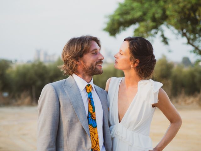 La boda de Pierre y Marie en Alcala De Guadaira, Sevilla 24