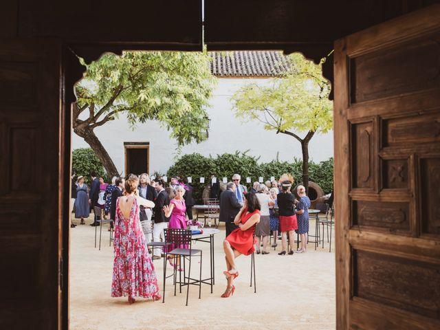 La boda de Pierre y Marie en Alcala De Guadaira, Sevilla 33