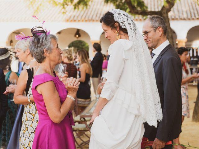 La boda de Pierre y Marie en Alcala De Guadaira, Sevilla 34