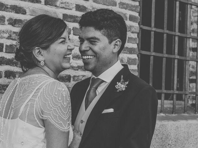 La boda de Vanesa y Álvaro