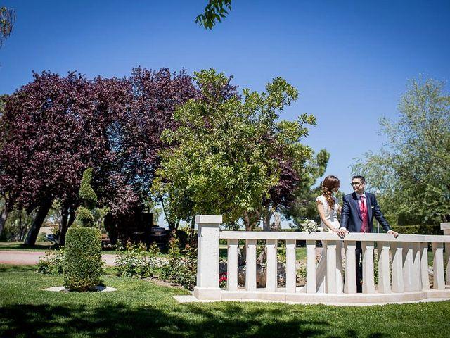 La boda de Raúl y Cristina en Alcalá De Henares, Madrid 5